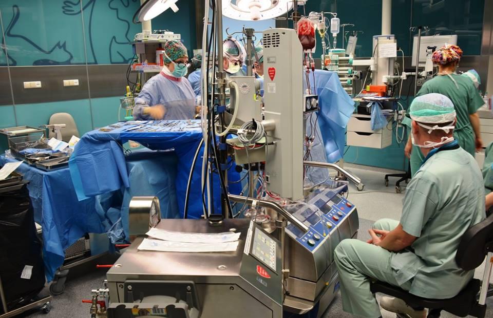 Kardiologia operacja